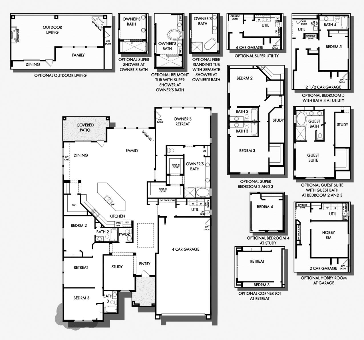 Nevitt Floorplan