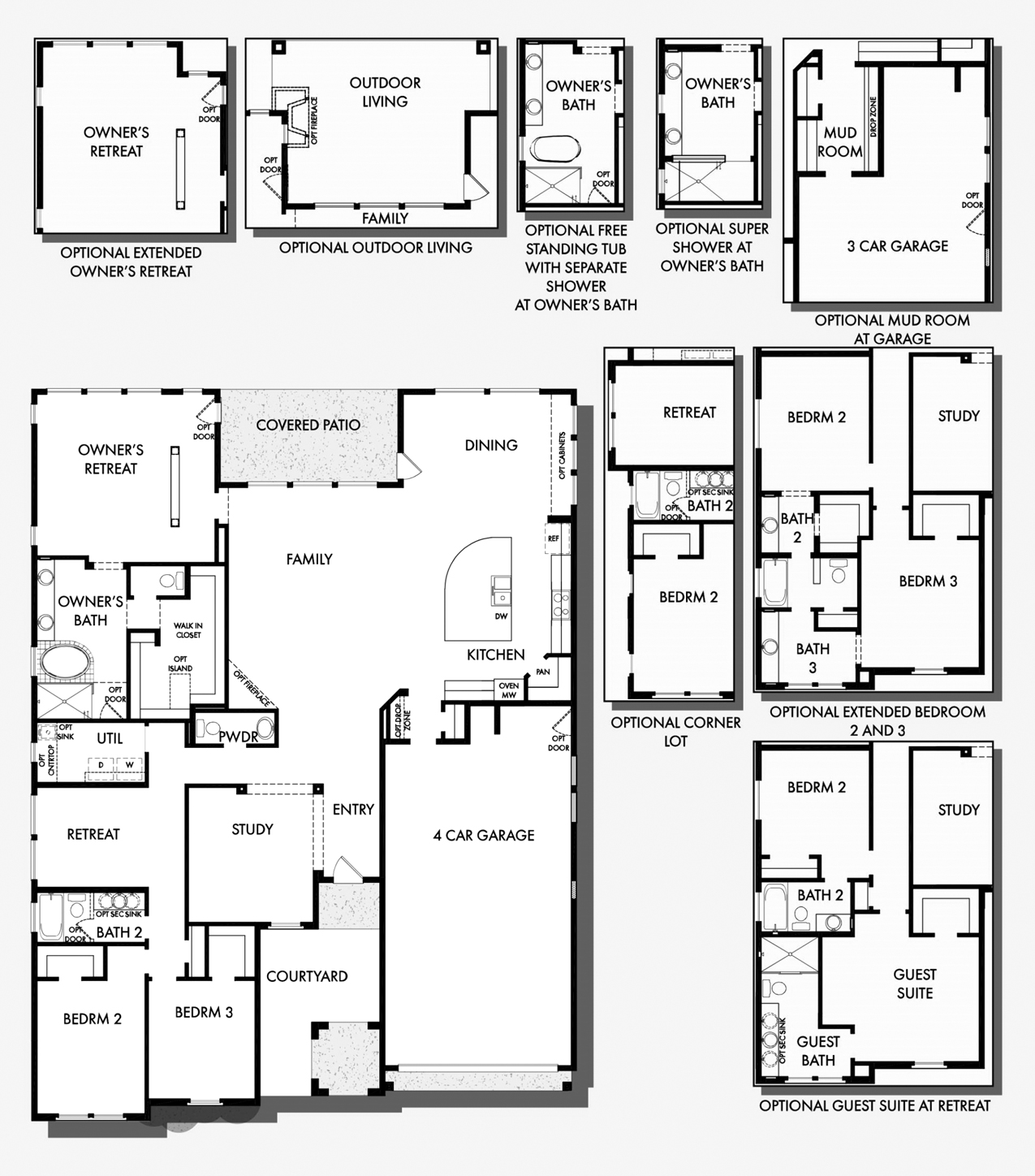 Telegraph Floorplan