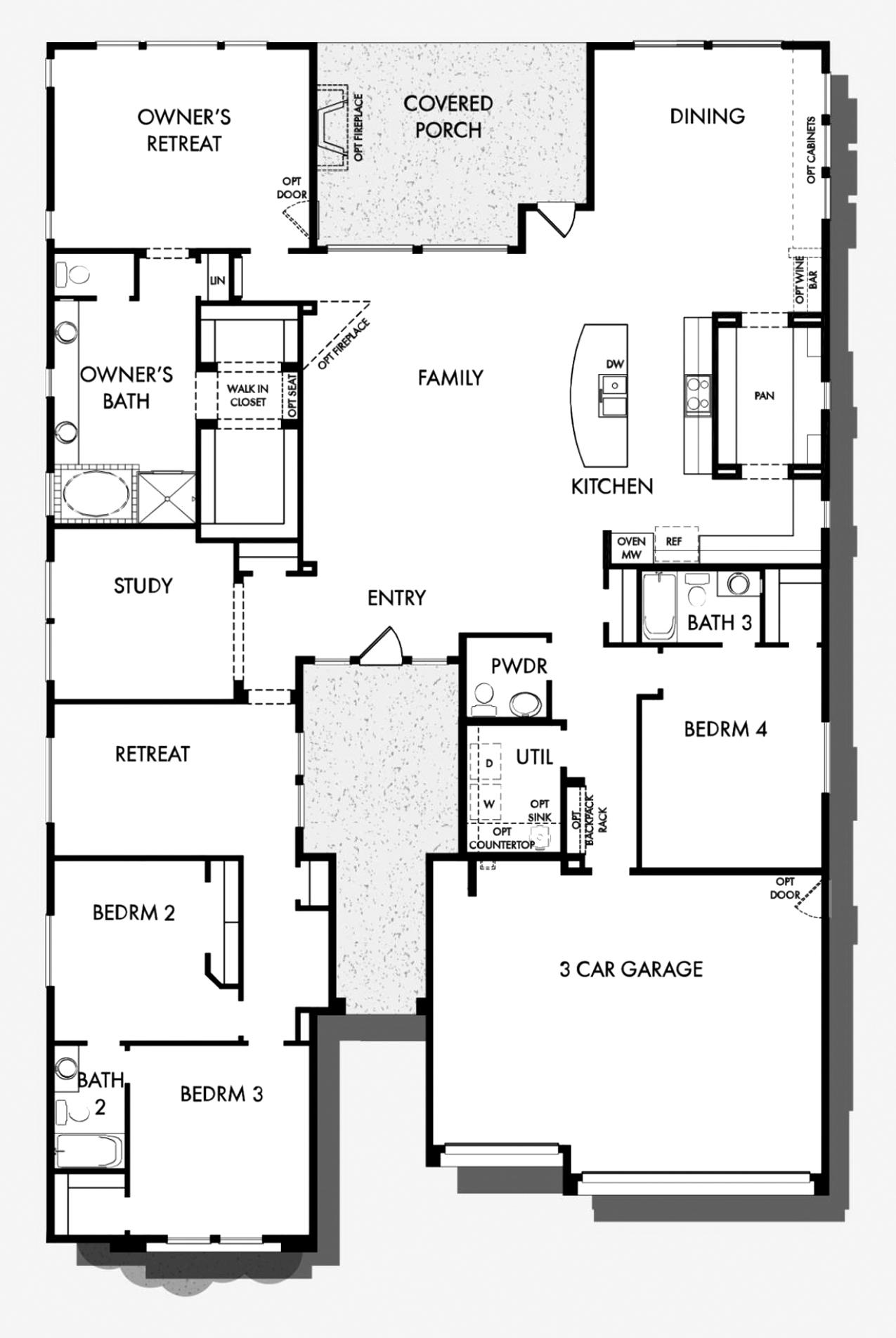 Hildmann Floorplan