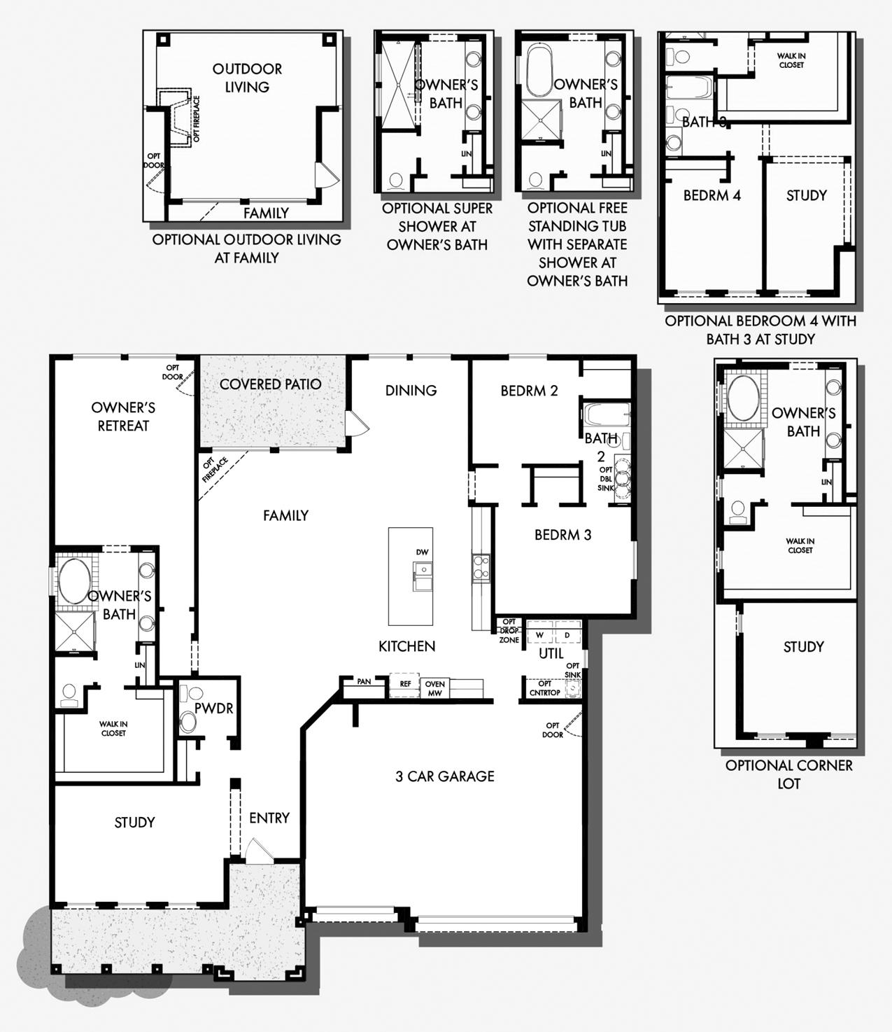 Candelilla Floorplan
