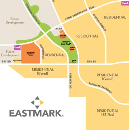 Eastmark Maps