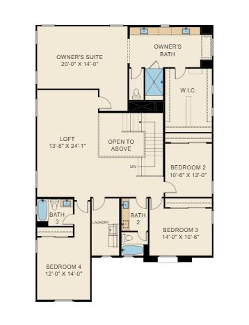 Residence Five Floorplan