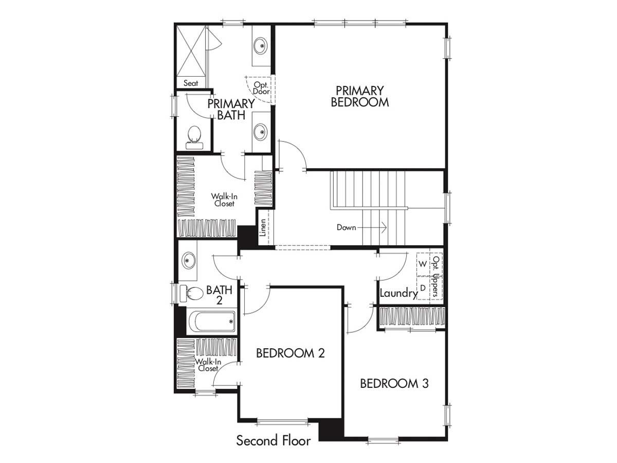 Plan 1 Floorplan