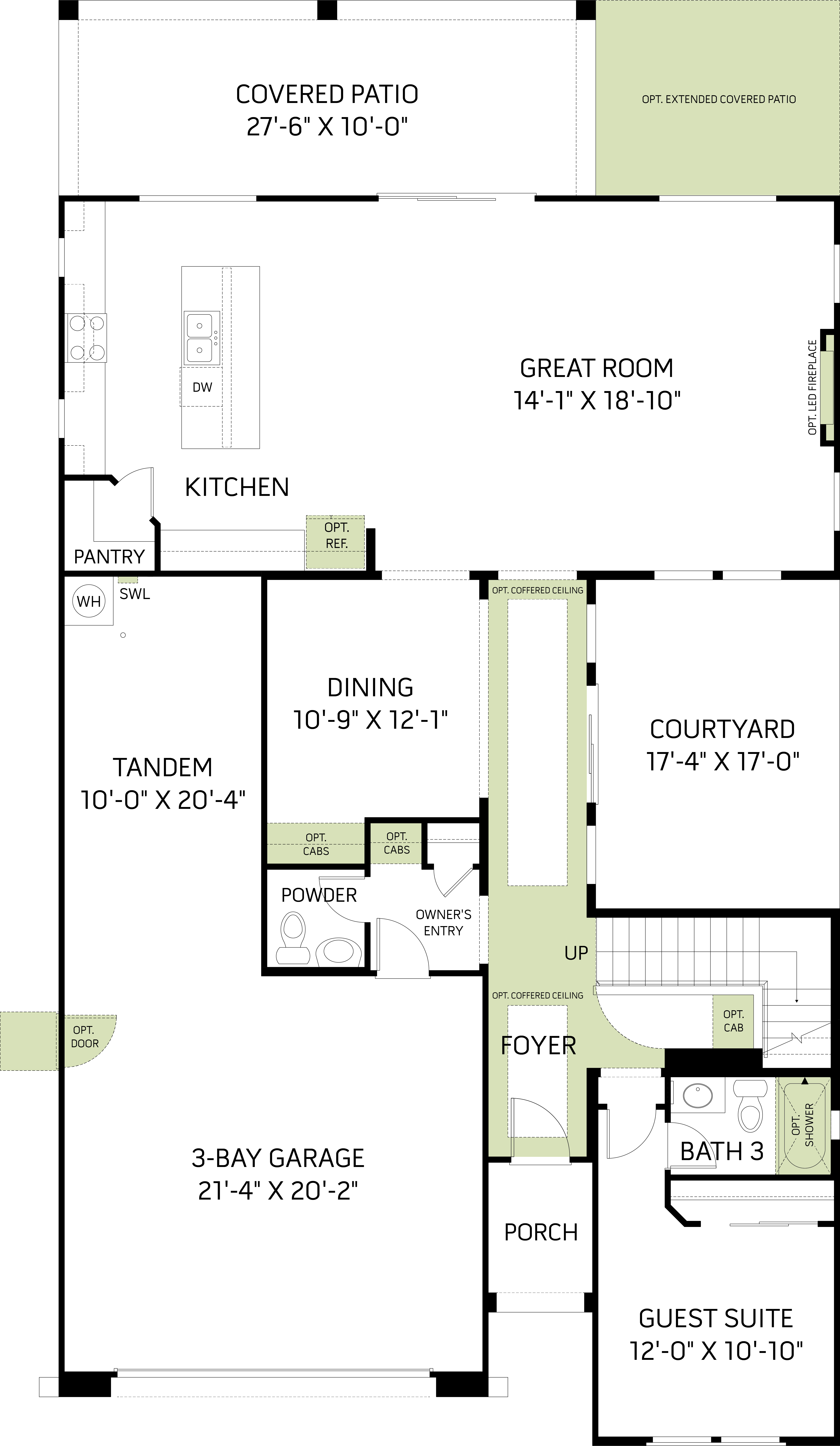 Jewel Floorplan