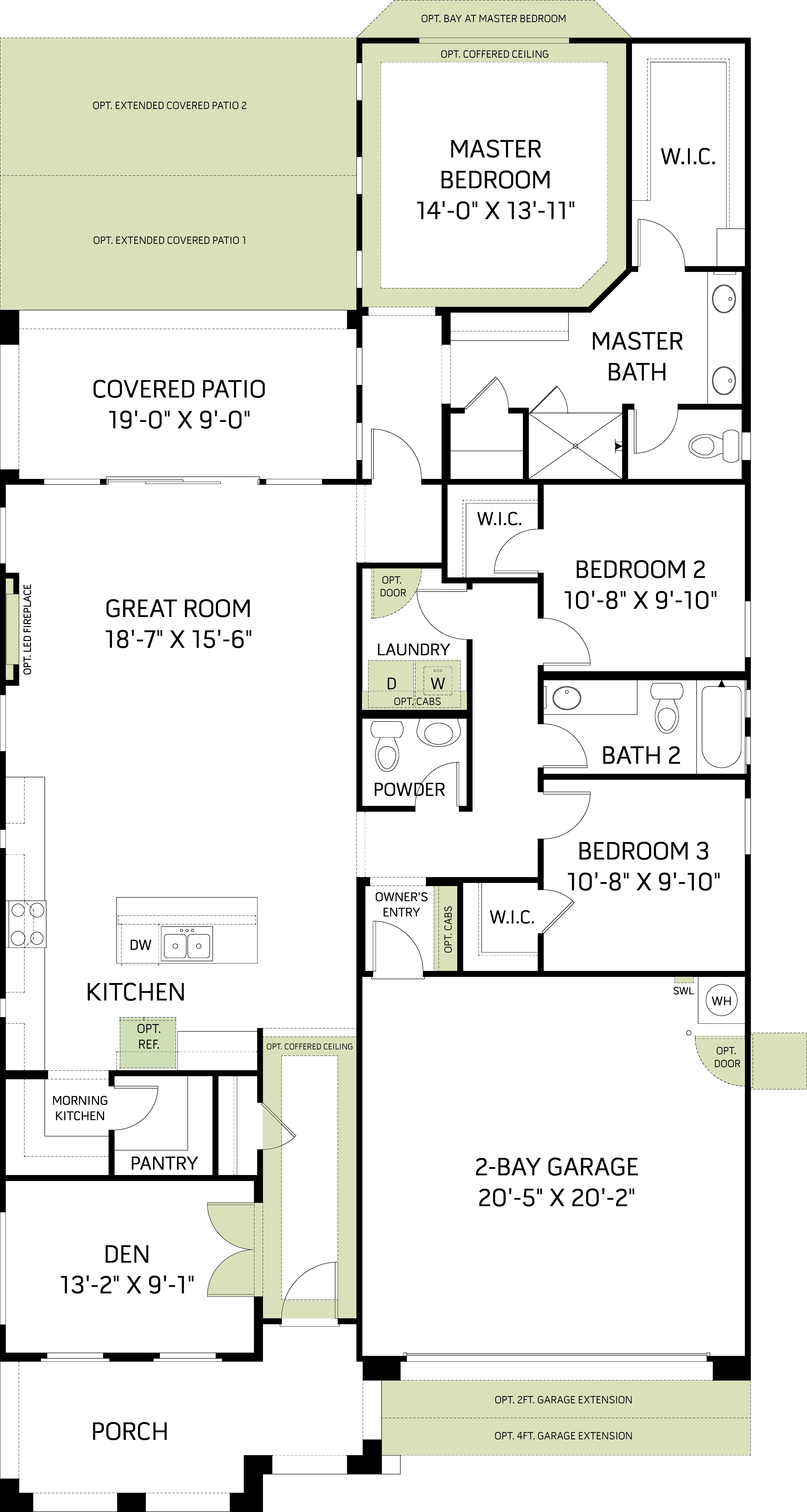 Regal Floorplan