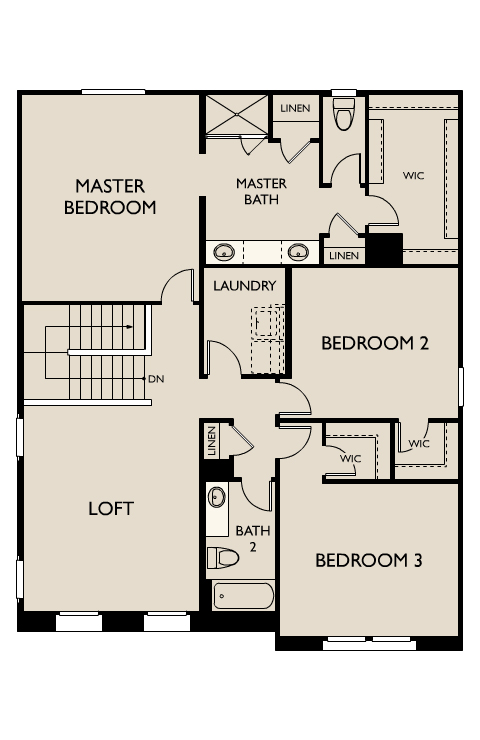 Hibiscus Floorplan
