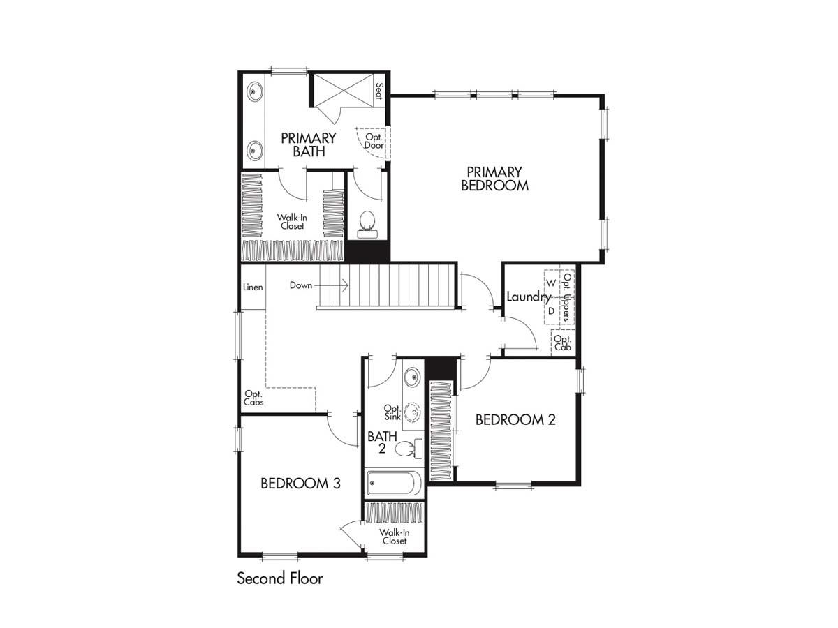 Plan 2X Floorplan
