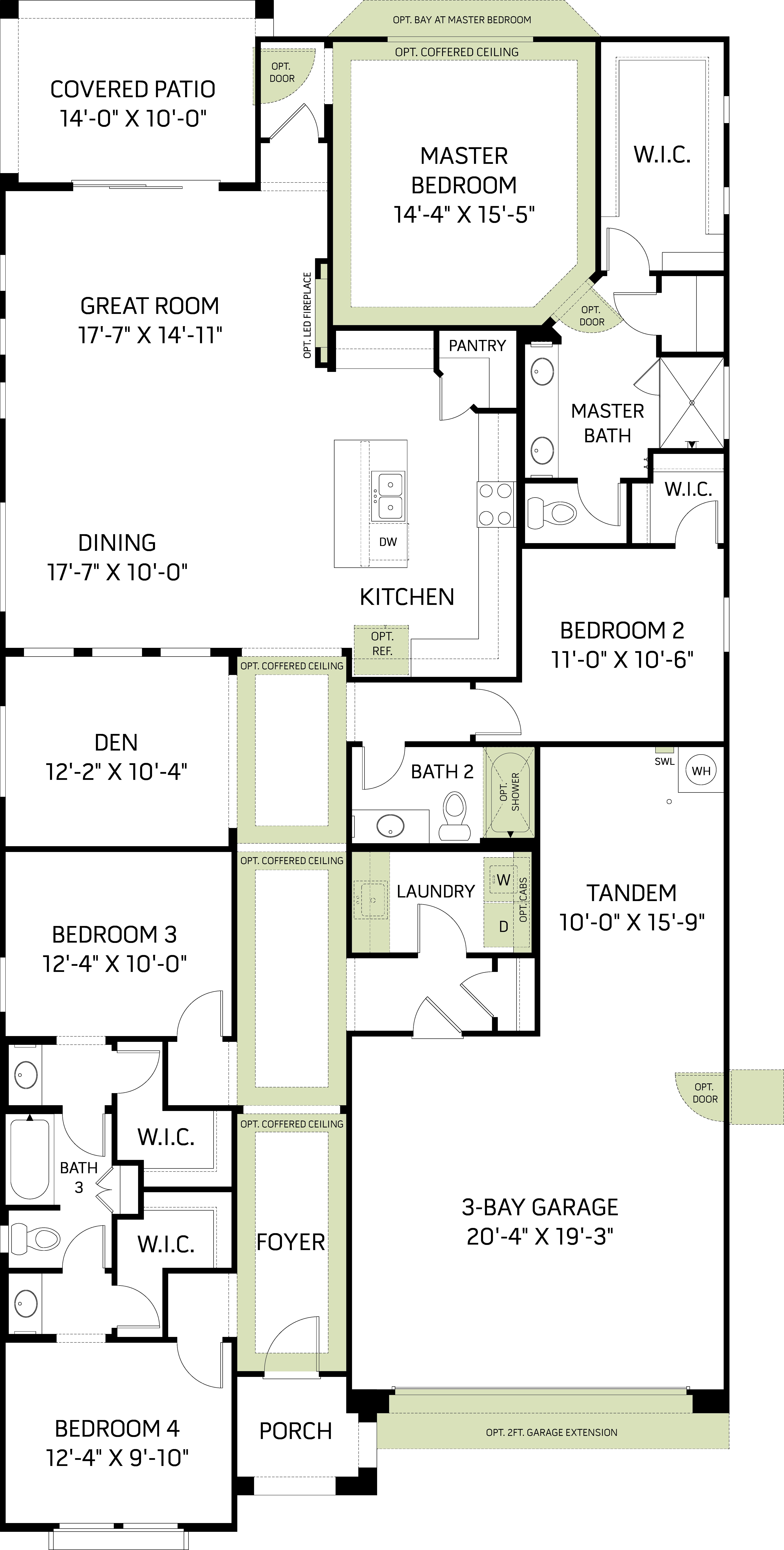 Fable Floorplan
